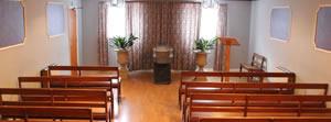 Service room